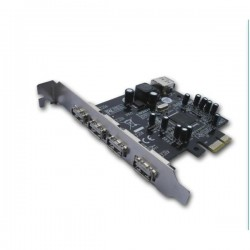 Nilox PCI-EXPRESS USB 4+1 CARD