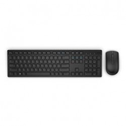 TASTIERE E MOUSE - Dell Wireless Keyboard and Mouse-KM636 - Italian (QWERTY)
