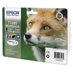 Kit cartucce EPSON MultiPack T1285 MODELLO: VOLPE