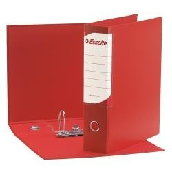 Registratori Esselte BUSINESS G95 dorso 8cm Rosso Conf. 6 PZ
