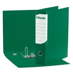Registratori Esselte BUSINESS G95 dorso 8cm Verde Conf. 6 PZ