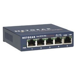Netgear SWITCH FS105