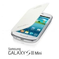 FLIP COVER GALAXY S III MINI Bianco