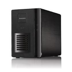 LENOVO IOMEGA IX2 NETWORK STORAGE 2-BAY, 0TB DISKLESS