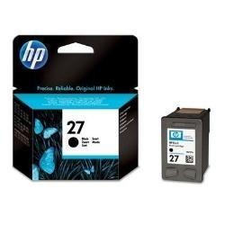 CARTUCCIA HP N. 27, NERO (10 ML)
